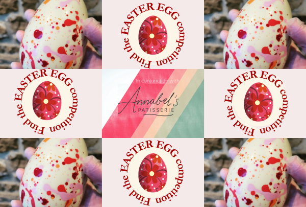 Win an exclusive Easter Egg from Annabel's Patisserie