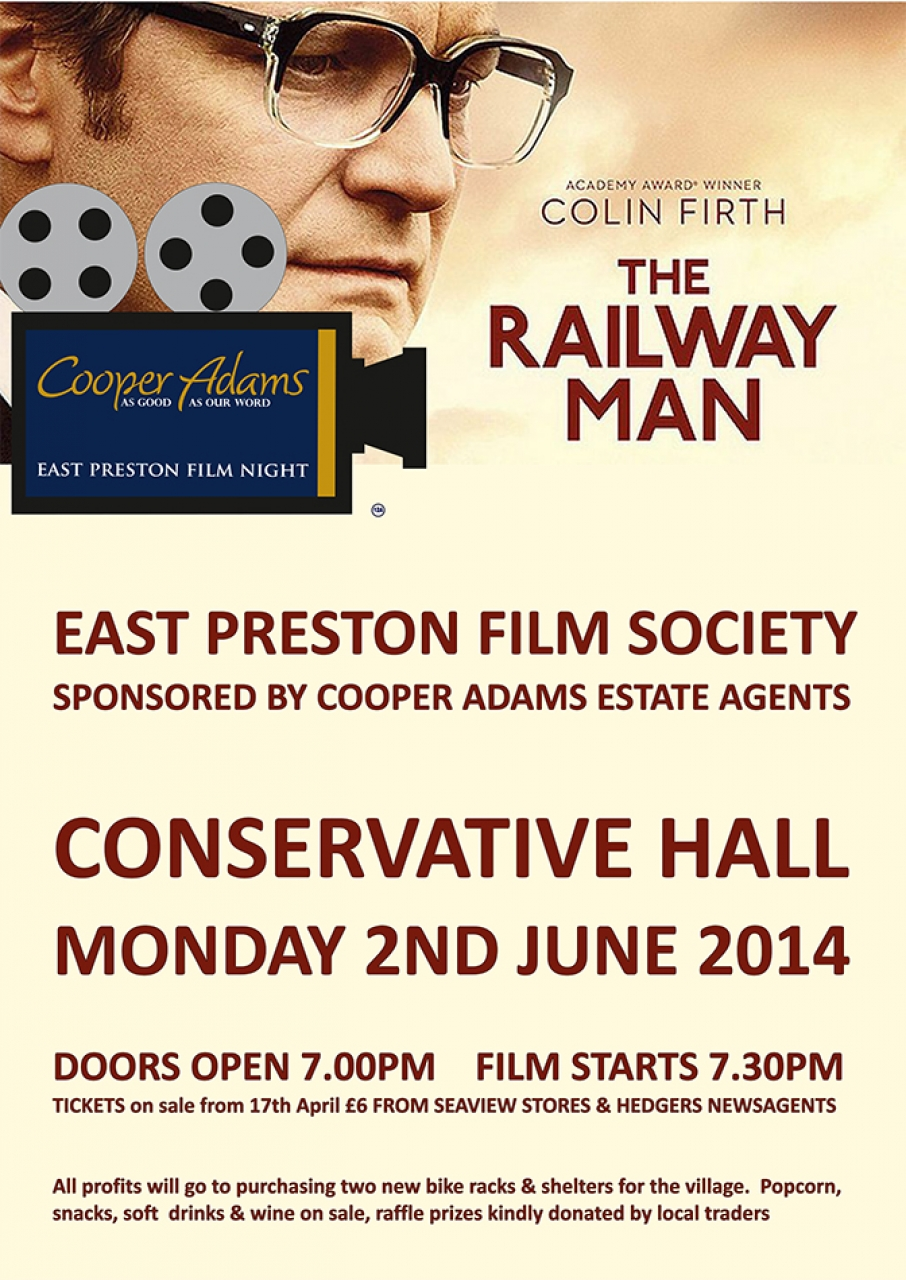 >East Preston Film Night sp...