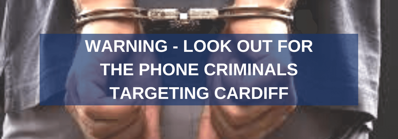 >Warning - Look Out For The Phone Criminals Targeti