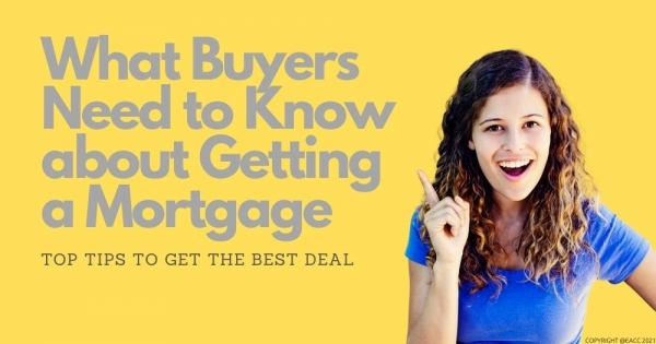 Tips for Getting a Good Mortgage Deal