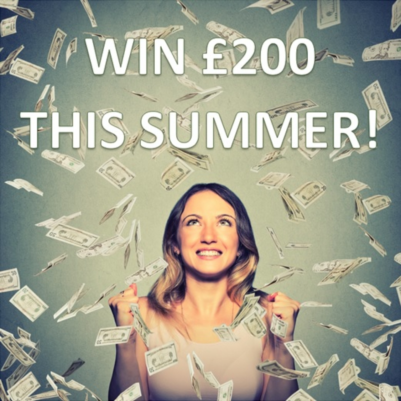 Win £200 this Summer!