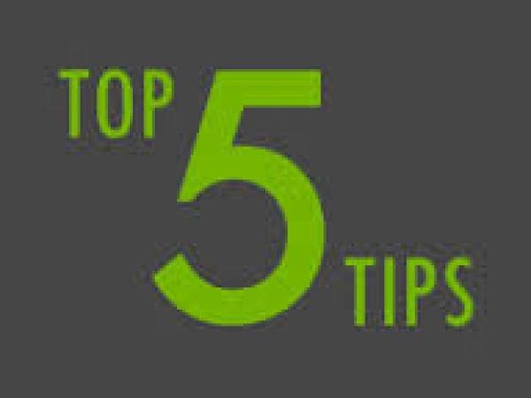 top 5 tips for selling
