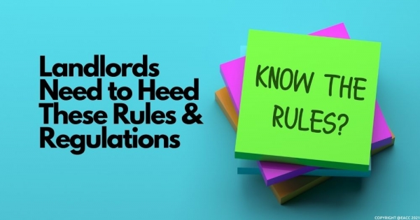 Landlords in Neath Need to Heed These Rules and Regulations