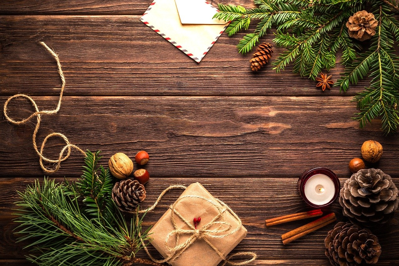 >Going plastic-free this Christmas?