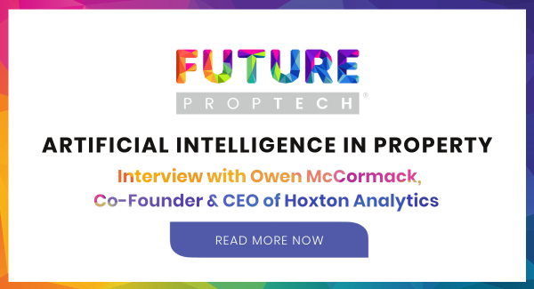 Artificial Intelligence in Property - Interview with Owen McCormack
