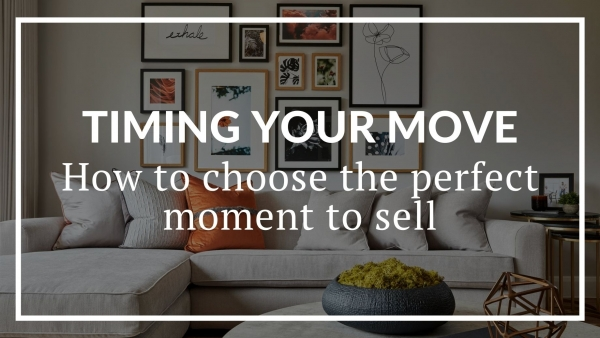 How to choose the perfect moment to sell