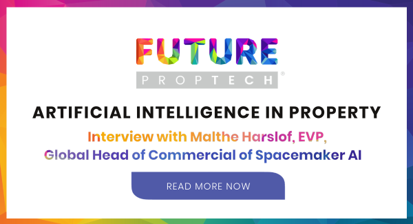 Artificial Intelligence in Property - Interview with Malthe Harslof