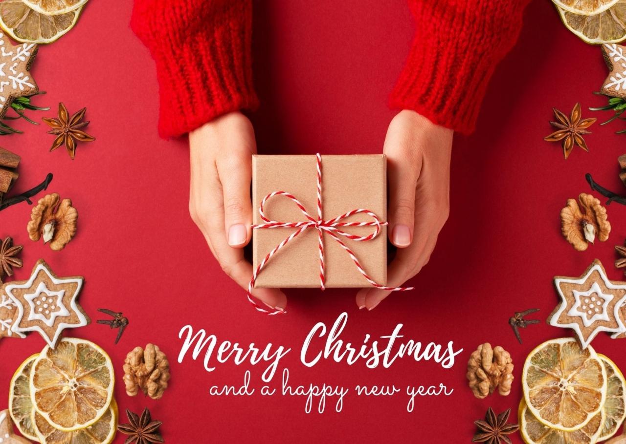 >Christmas Giveaway!