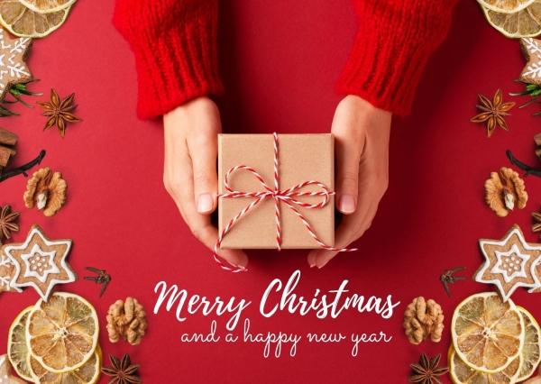 Christmas Giveaway!