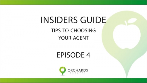 Insiders Guide Part 1 - How to choose an Agent