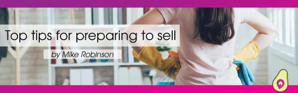 Top tips for preparing to sell