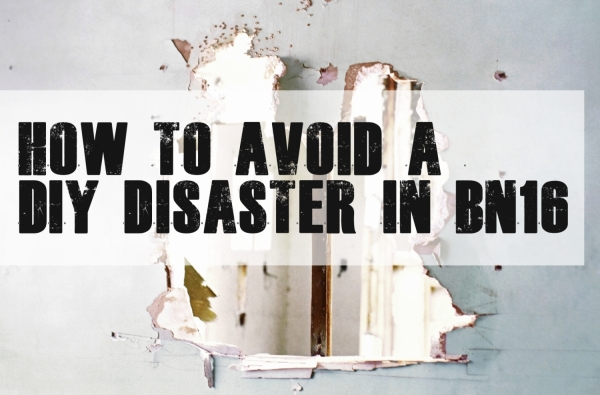 How to Avoid a DIY Disaster in BN16