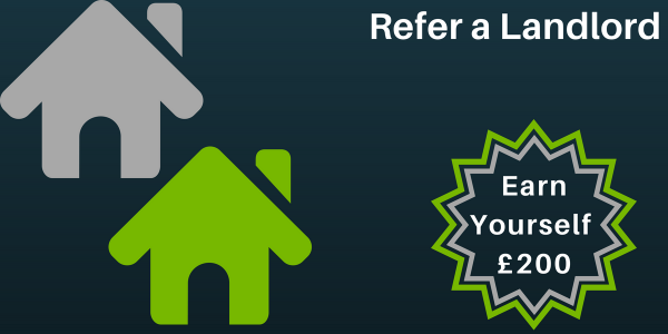 Recommend a Landlord and Earn