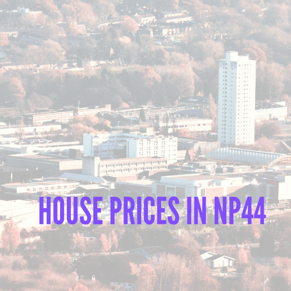 House Prices in NP44