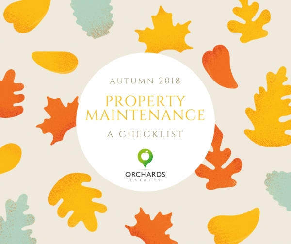 Autumn Property Checklist