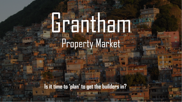 Sidcup Property Market – Is it Time to 'Plan' to Get the Builders In?