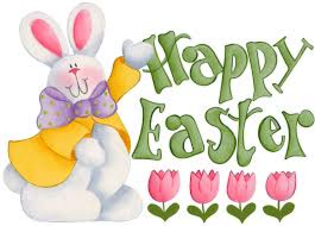 >Happy Easter!