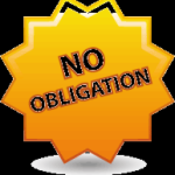 I really do mean NO obligation valuations