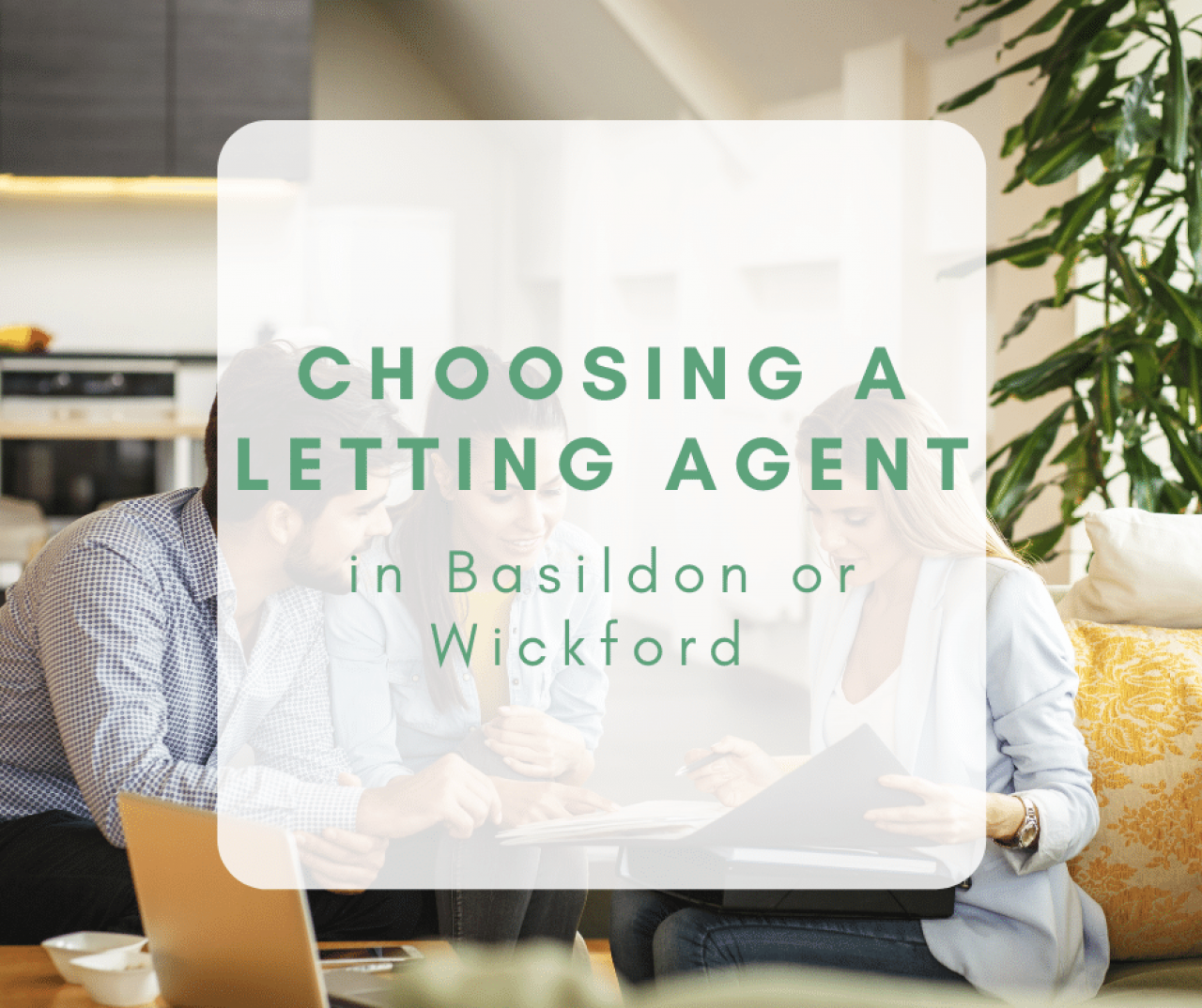 >letting agents in Basildon and Wickford