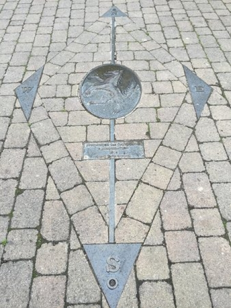 A little bit about...The Greenwich Meridian, Louth