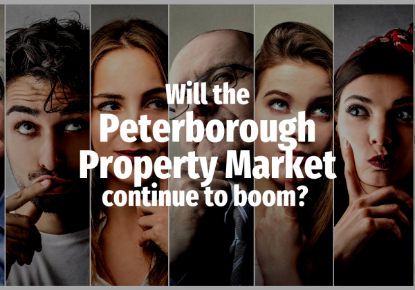 Will the Peterborough Property Market Continue to Boom?