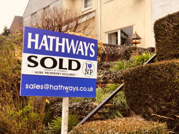 Why the local property market is booming