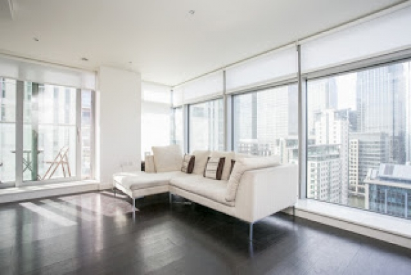 Buy to let opportunity in Pan Peninsula, Canary Wharf investment property.
