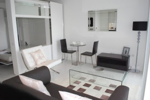 A nice property investment starting point and walking distance to Canary Wharf.