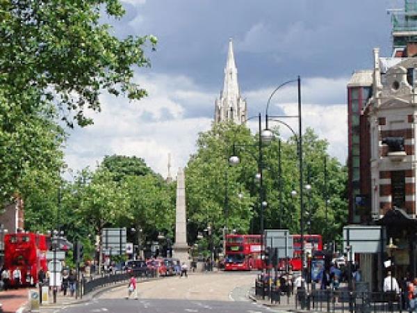 Docklands and East London Property Market outperform Kensington and Chelsea.