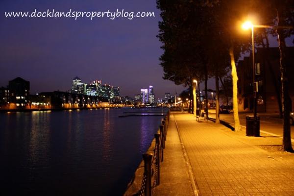 Docklands Private Rents Hit £32.45 per sq. foot