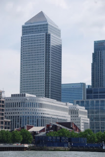 The Docklands and Canary Wharf property market in the 1990's. My history of the