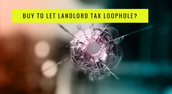 Medway and Kent landlords - is this a legal tax loop-hole?