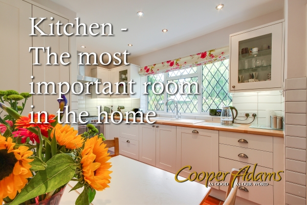 Kitchen- The most importan...
