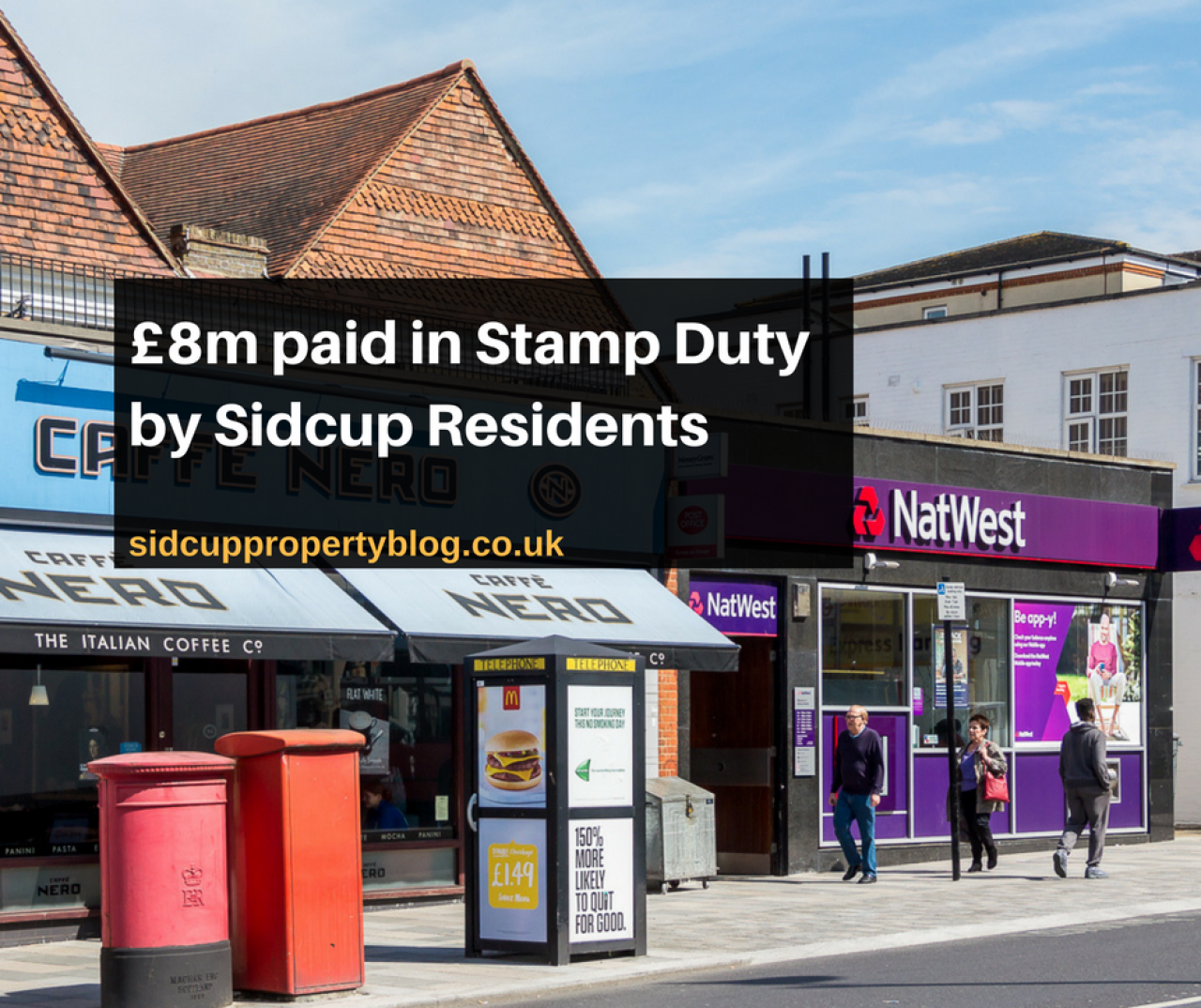>£8m paid in Stamp Duty by...