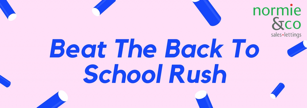 >Beat the Back To School Rush
