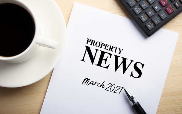Latest News: What's Happening in the UK Property Market March 2021