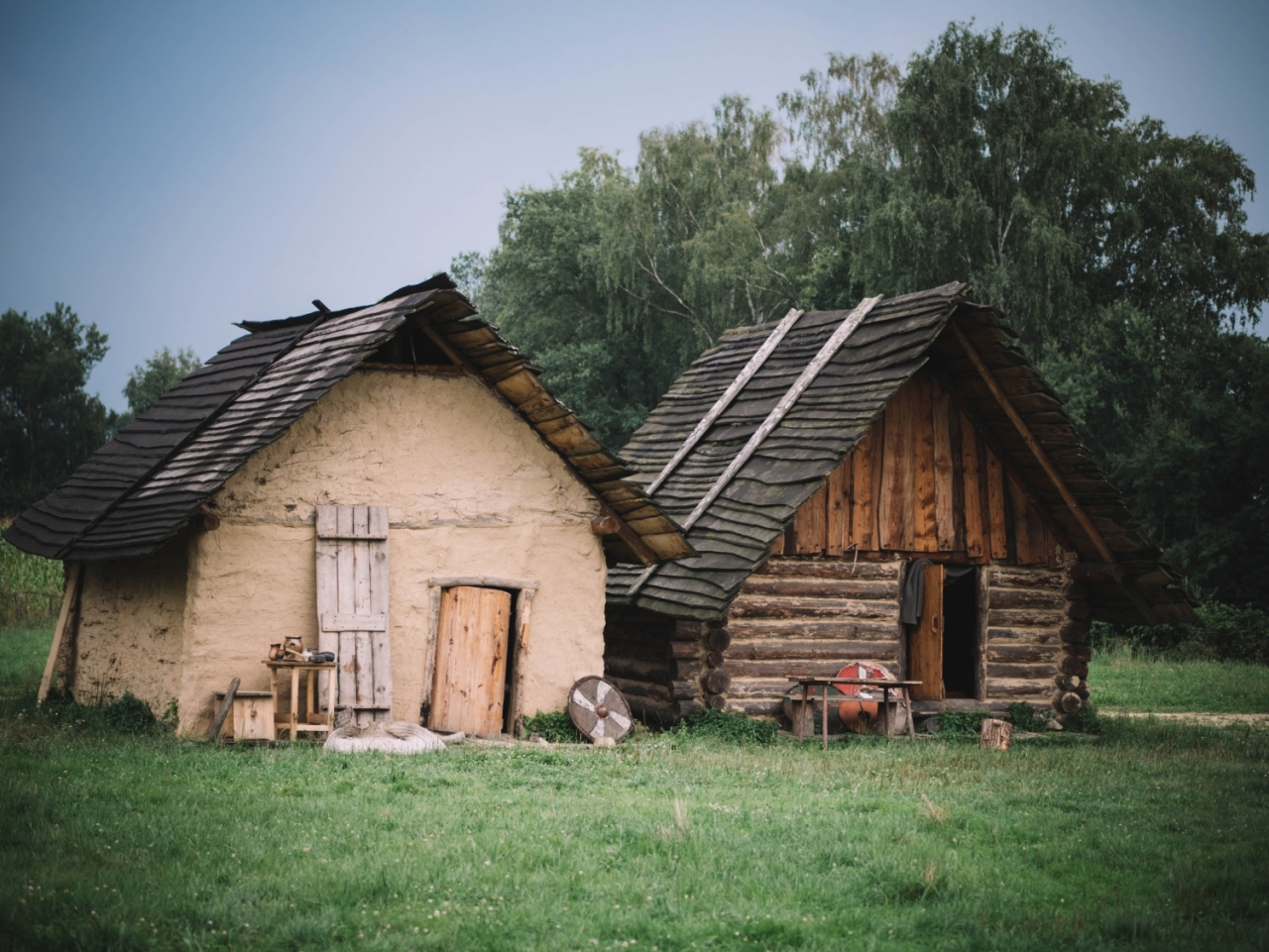 >A brief history of homes through the ages