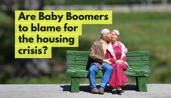 Youngsters unable to buy their first home in Sidcup – Are the Baby Boomers and L