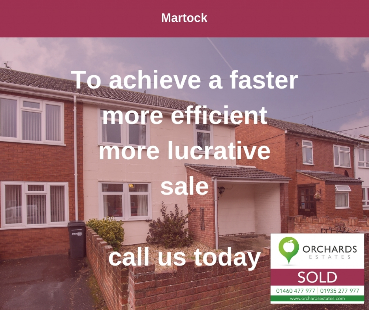 >Best Martock Estate Agent