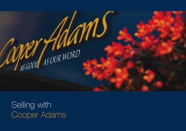 Cooper Adams brochure