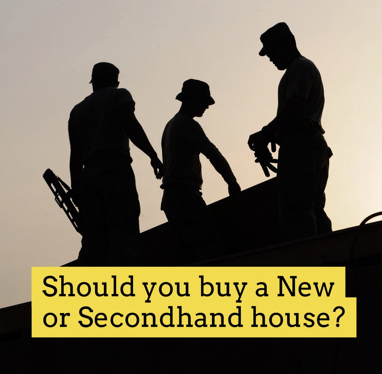 >Second-hand vs Brand New ....