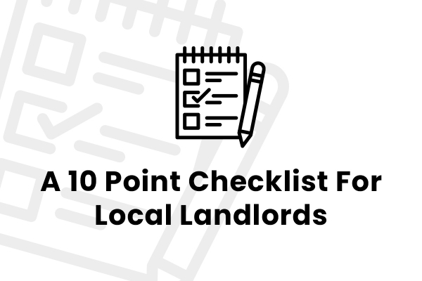 A Ten-Point Checklist for Landlords in Neath