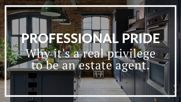 Why being an estate agent is a real priviledge