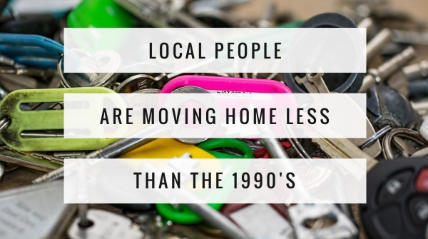 Sidcup Home Owners Are Only Moving Every 20 Years (Part 1)