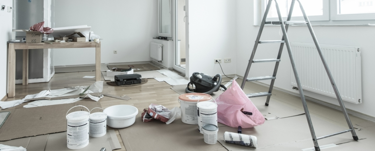 How to renovate your rental property on a budget
