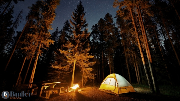 Six top tips for camping trips in St Neots and beyond