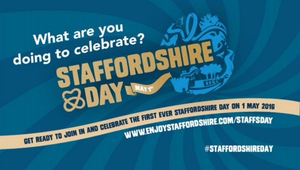 Staffordshire Day 2018- It's All Going On