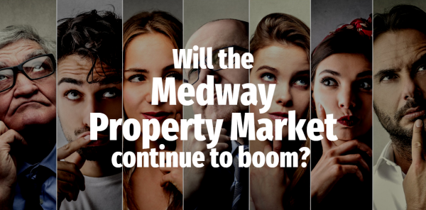 Will the Medway Property Market Continue to Boom?