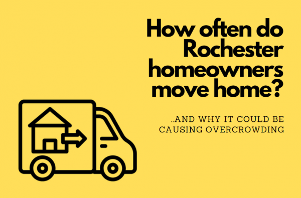 Half of Rochester Homeowners Move Again Within 4 Years and 33 Weeks – Why?