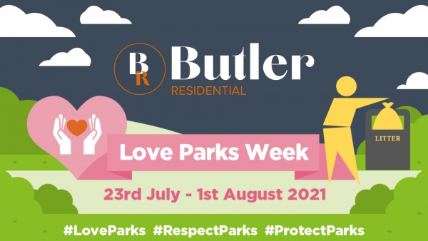 Love Parks Week has officially started!